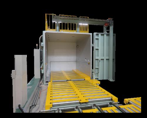 Vacuum oil filling machine for transformers