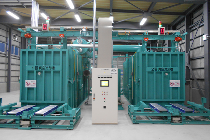 A large size machine for vegetables